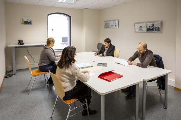 Un espace de travail partagé : coworking ou télétravail
